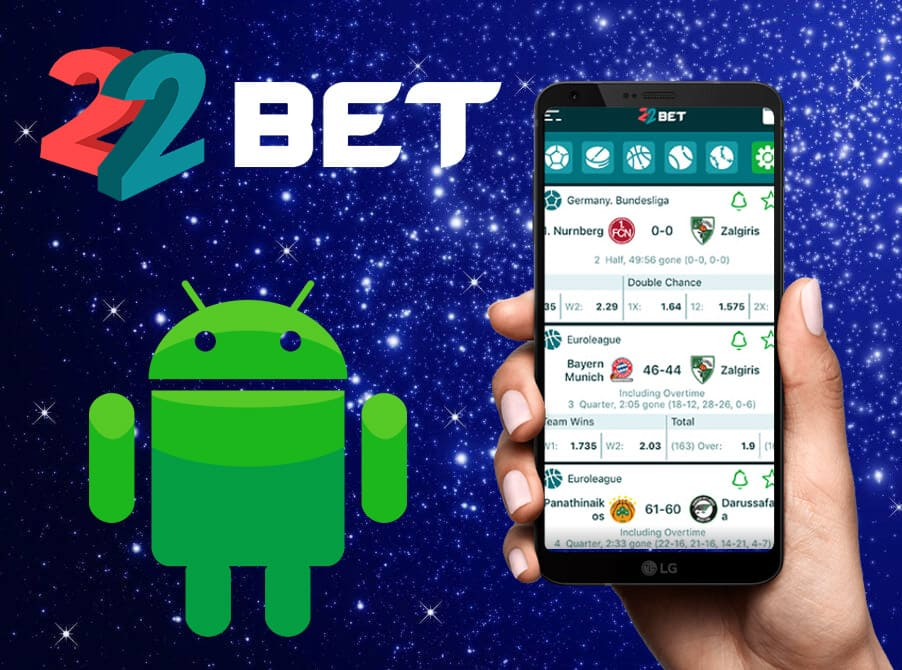 22bet android