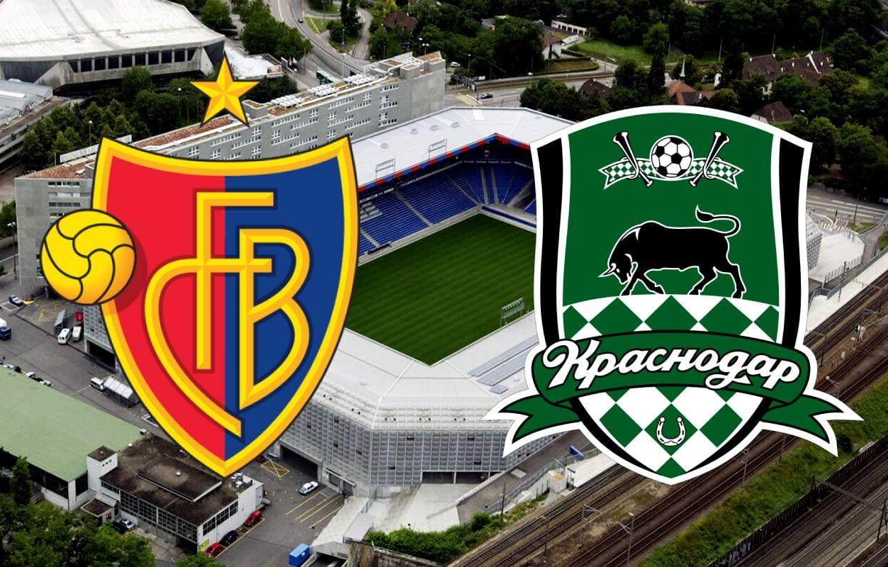 Базель – Краснодар: прогноз матча 19 сентября 2019