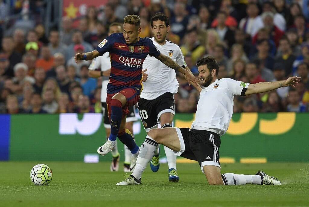 Барселона – Валенсия 14 сентября прогноз