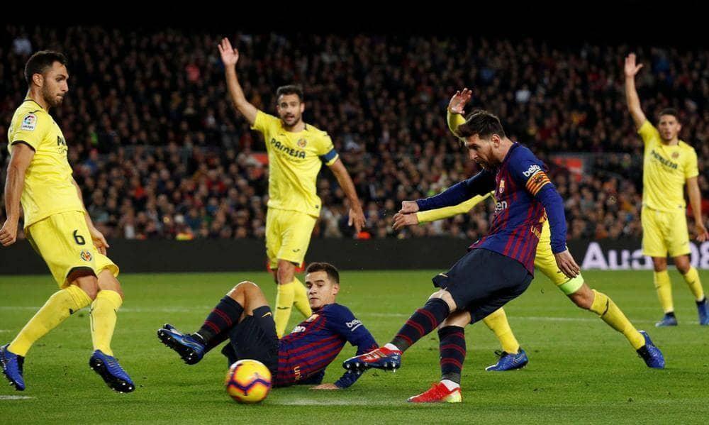 Барселона – Вильярреал 24 сентября прогноз