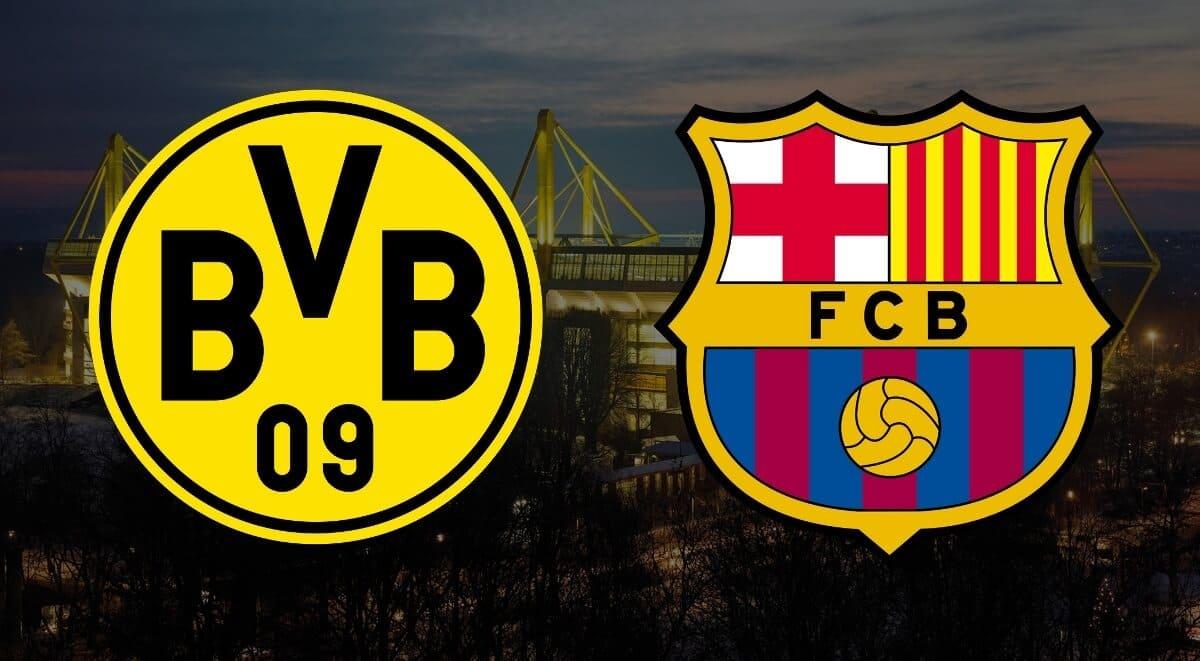 Боруссия Дортмунд – Барселона прогноз 17 сентября