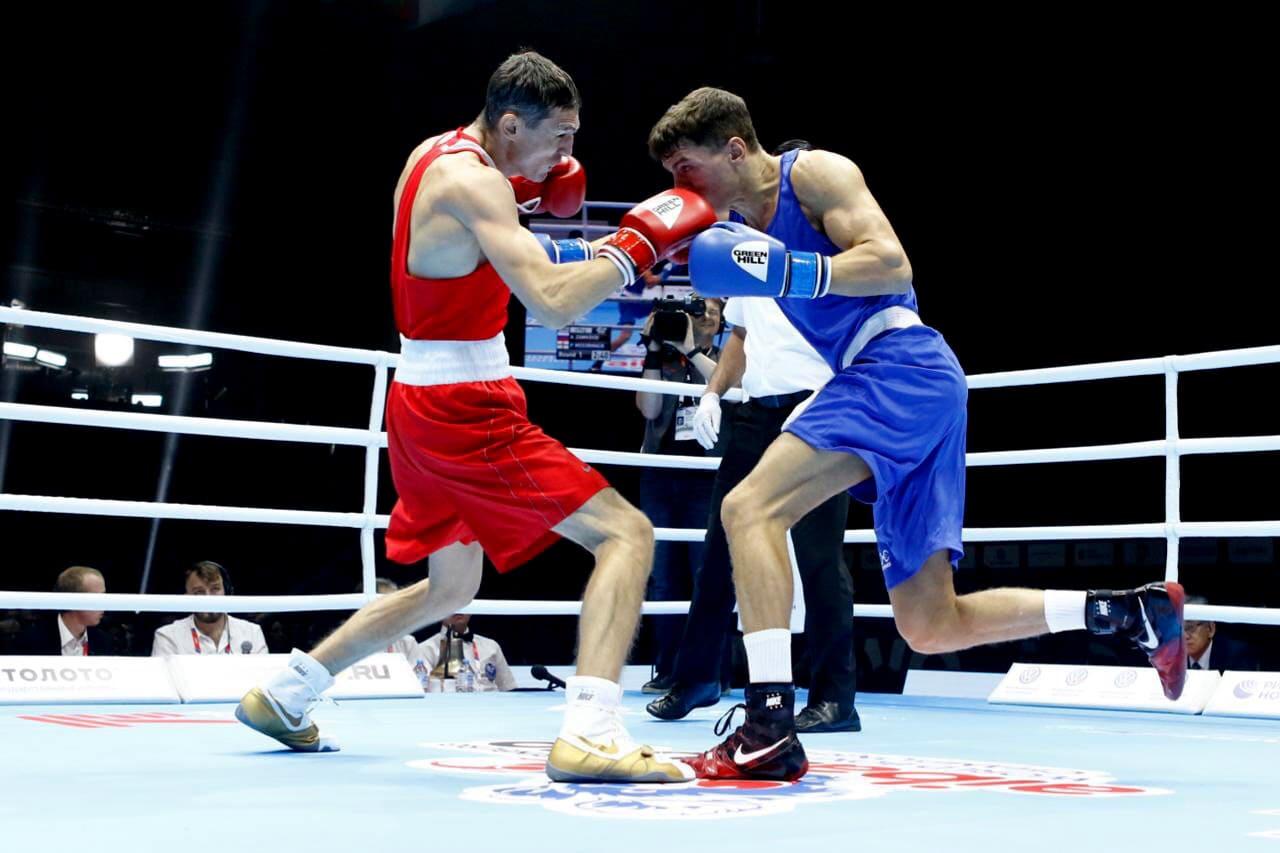 Результаты ЧМ по боксу 2019
