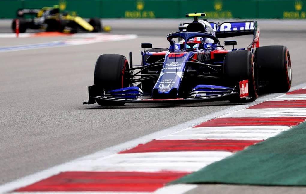 Обзор Гран-при России 2019 Формула 1