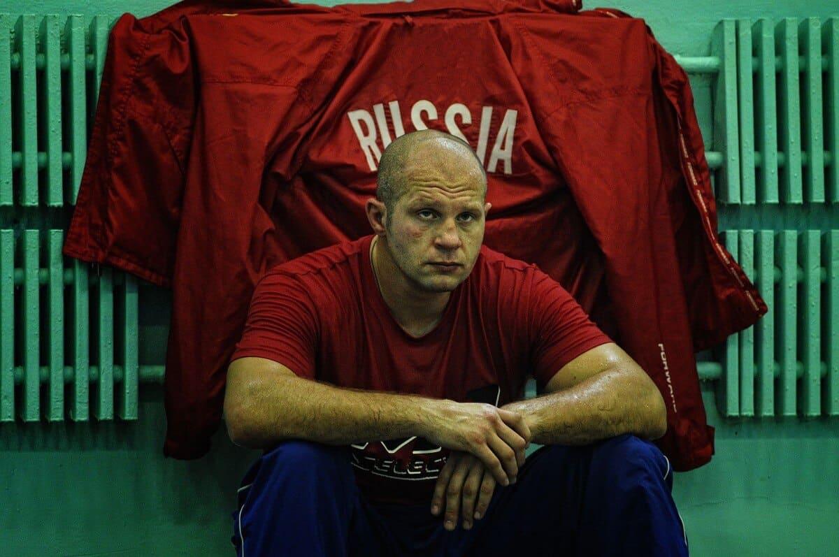 Бой Федора Емельяненко 2019