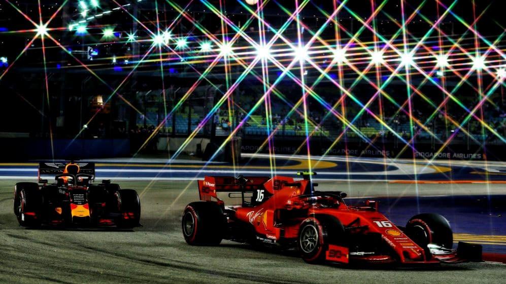 Гран-при Сингапура 2019 Формула 1: обзор