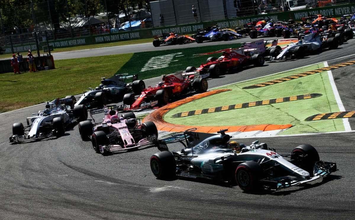 Гран-при Италии 2019