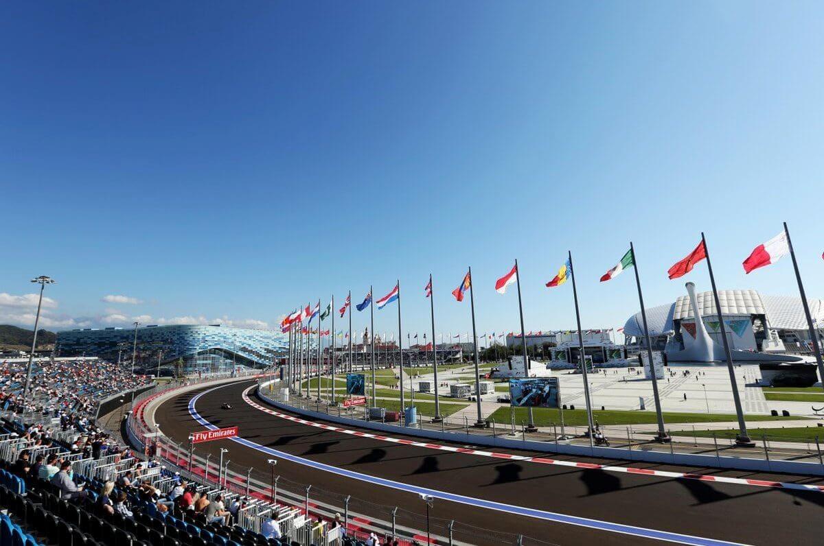 Гран-при России 2019