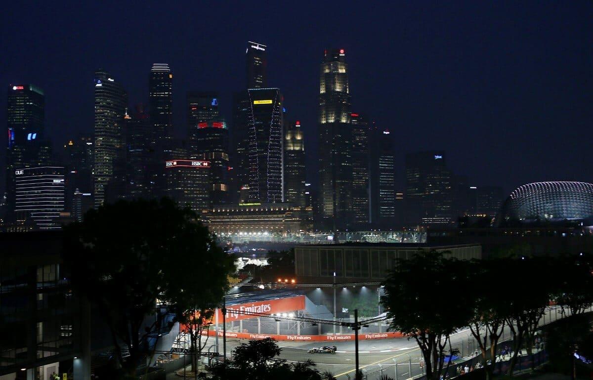 Гран-при Сингапура 2019