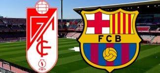 Гранада - Барселона 21 сентября: прогноз на матч