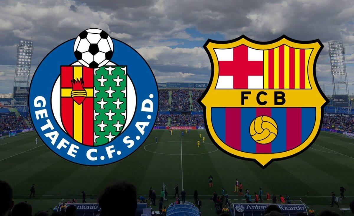 Хетафе – Барселона прогноз 28 сентября