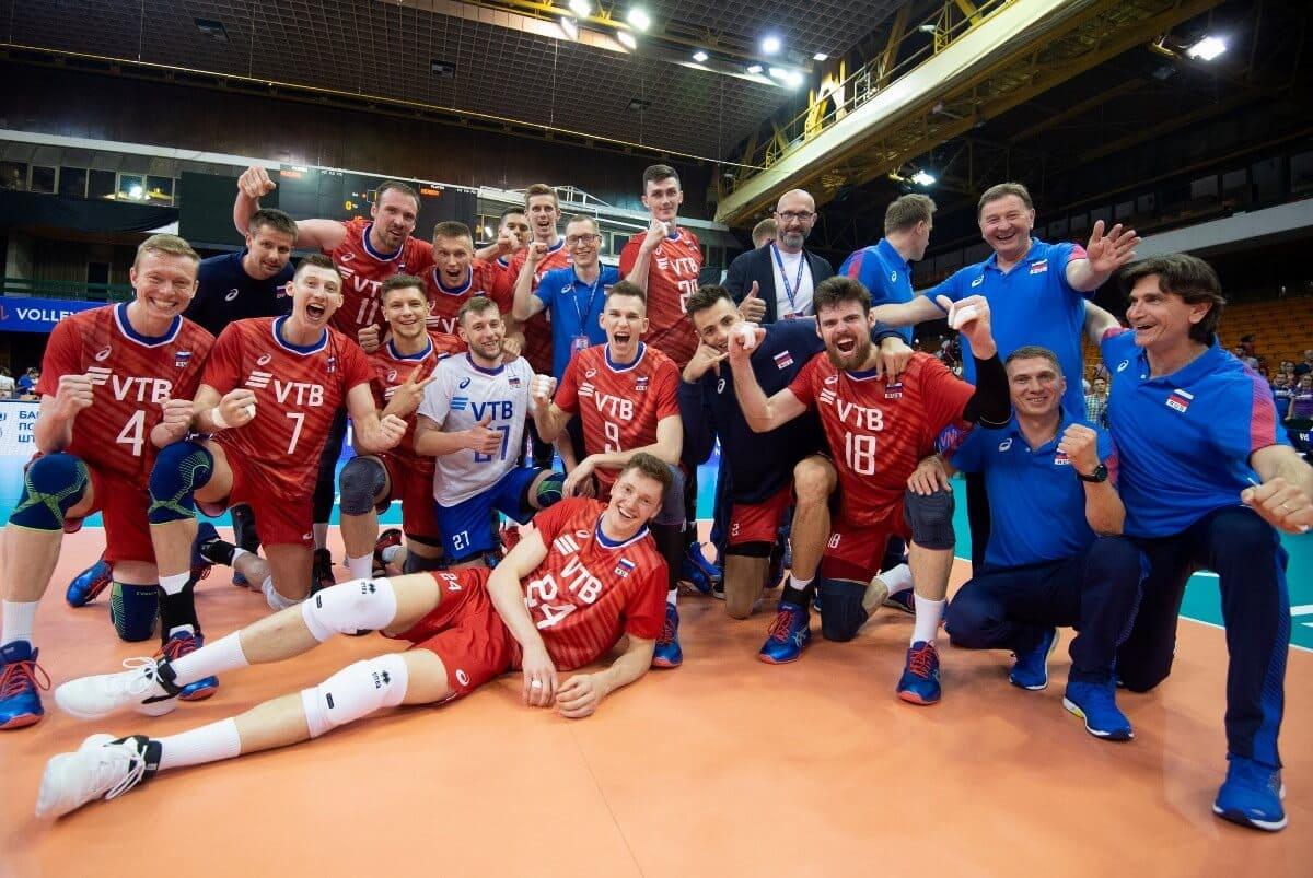 Кубок мира по волейболу 2019 среди мужчин