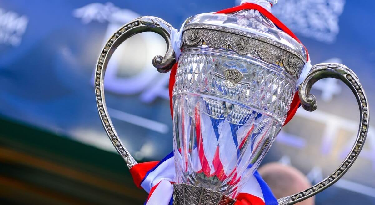 Кубок России по футболу 2019 2020