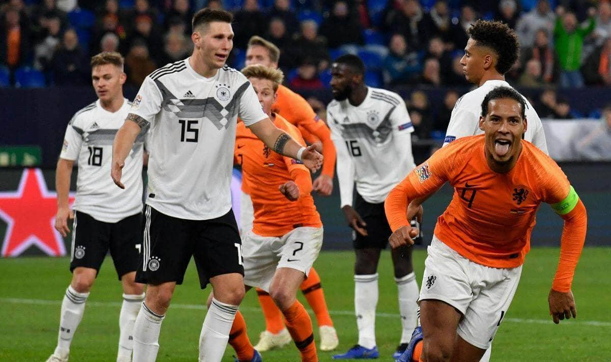Прогноз Германия – Нидерланды 6 сентября