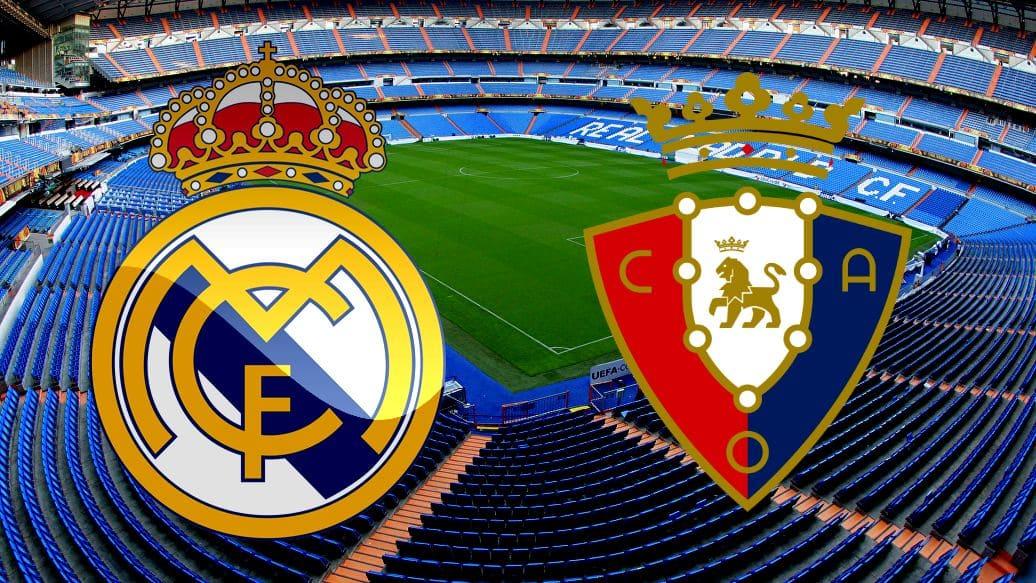 Реал Мадрид – Осасуна: прогноз матча 25 сентября 2019