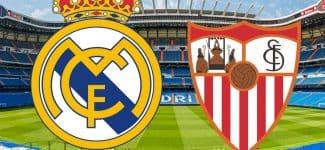 Реал Мадрид - Севилья 22 сентября: прогноз на матч