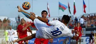 Пляжный футбол: межконтинентальный кубок 2019