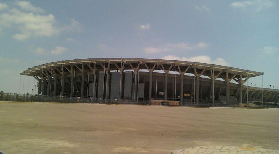 Борг эль Араб Стадион