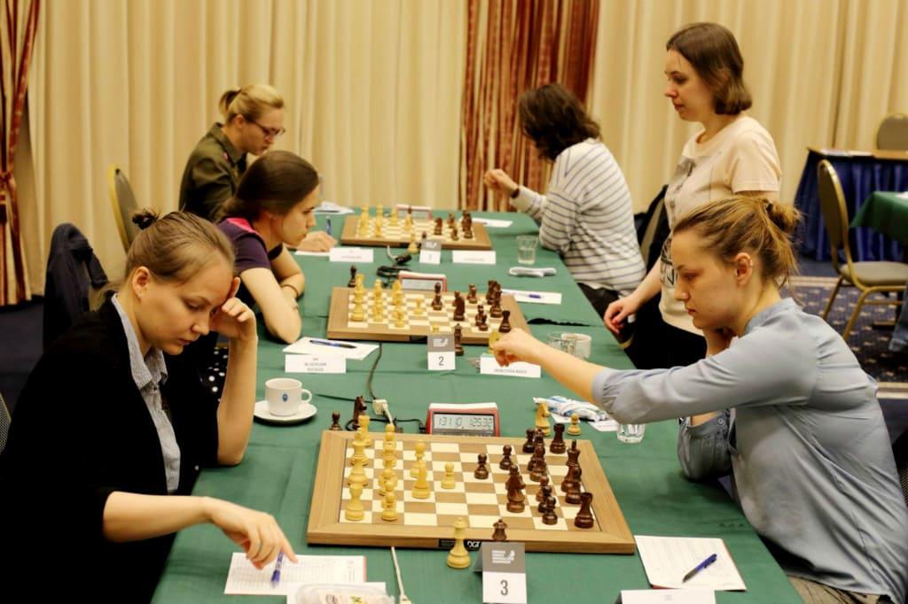 Командный чемпионат Европы по шахматам 2019: расписание
