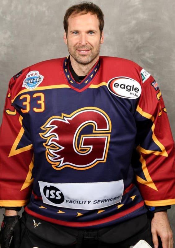 Петр Чех хоккеист