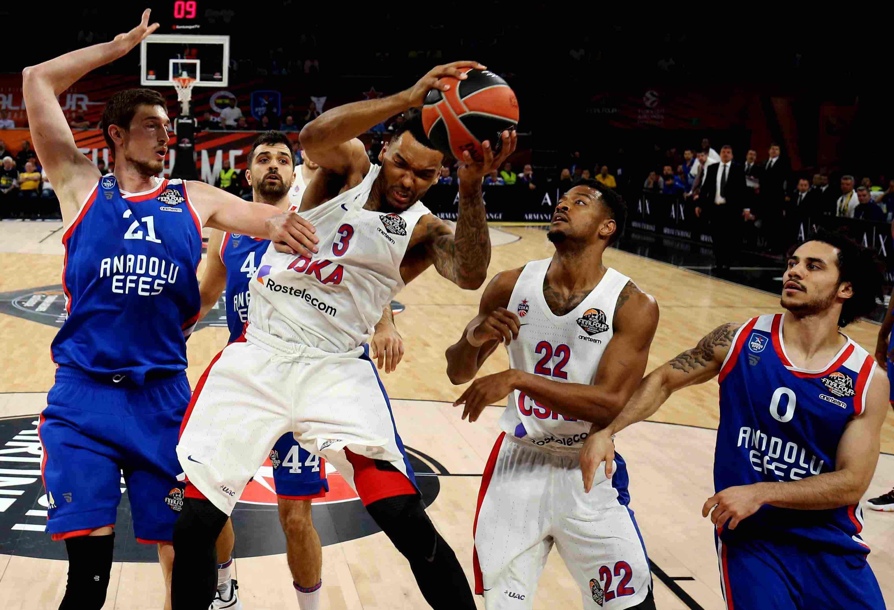 Евролига по баскетболу 2019/2020: расписание и участники