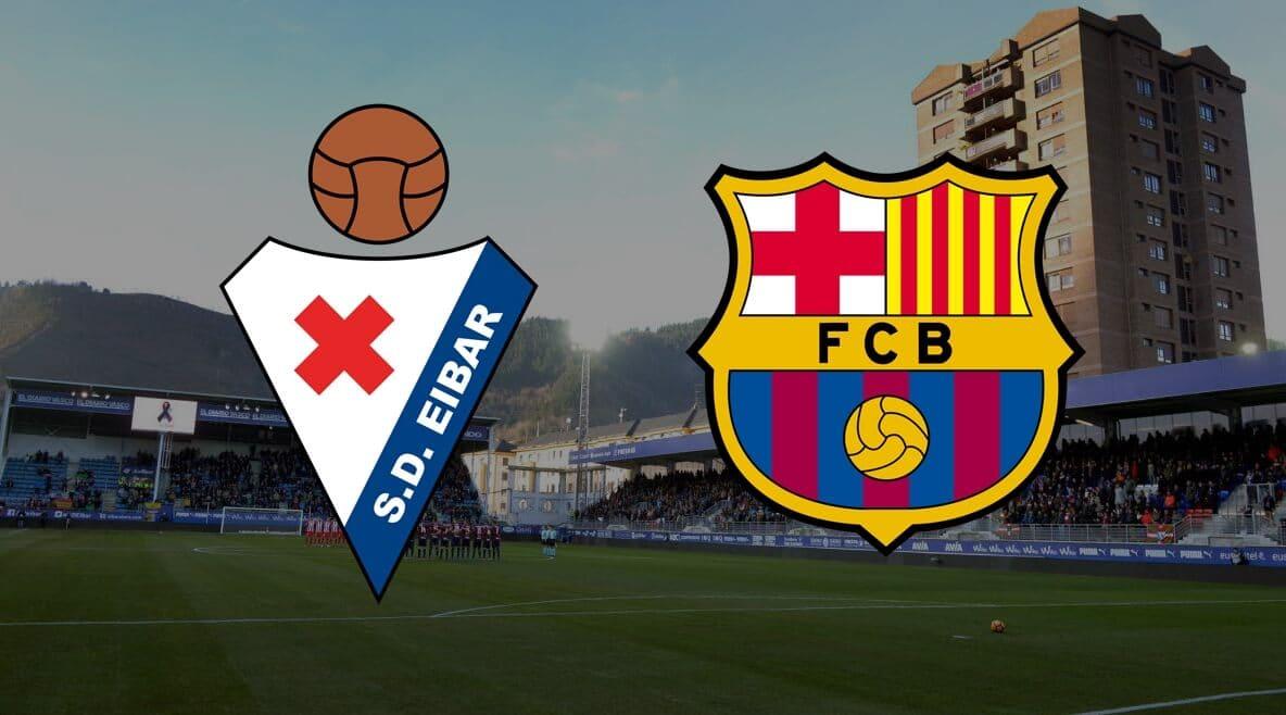 Эйбар – Барселона 19 октября прогноз