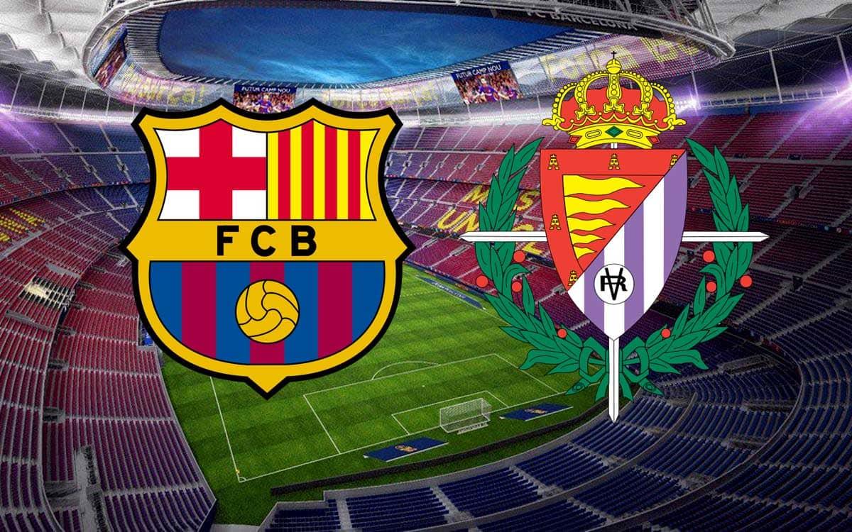 Прогноз Барселона - Вальядолид