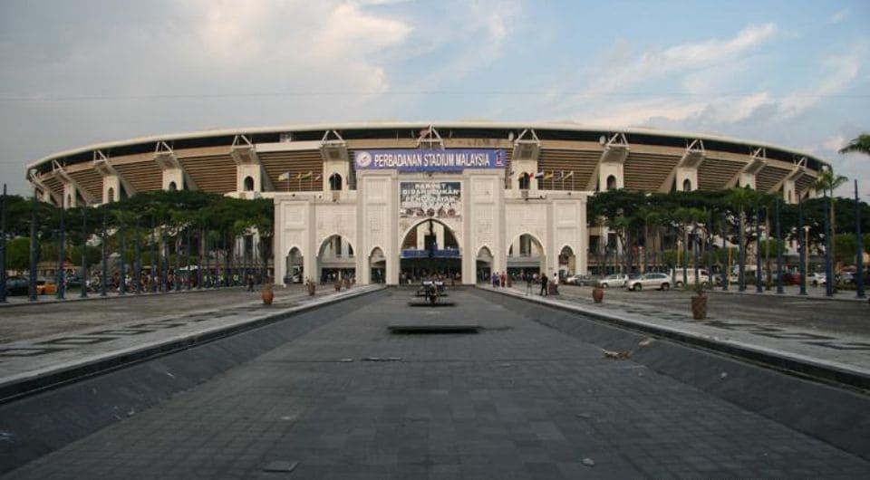 Стадион Букит Джалил