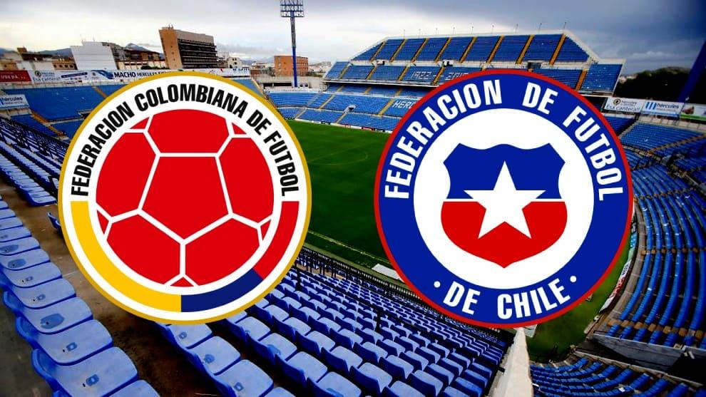 Колумбия – Чили: прогноз матча 12.10.2019