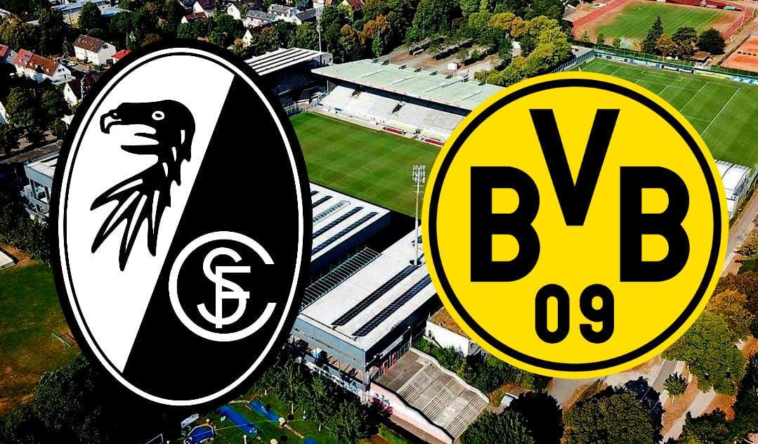 Фрайбург – Боруссия: прогноз матча 5 октября 2019