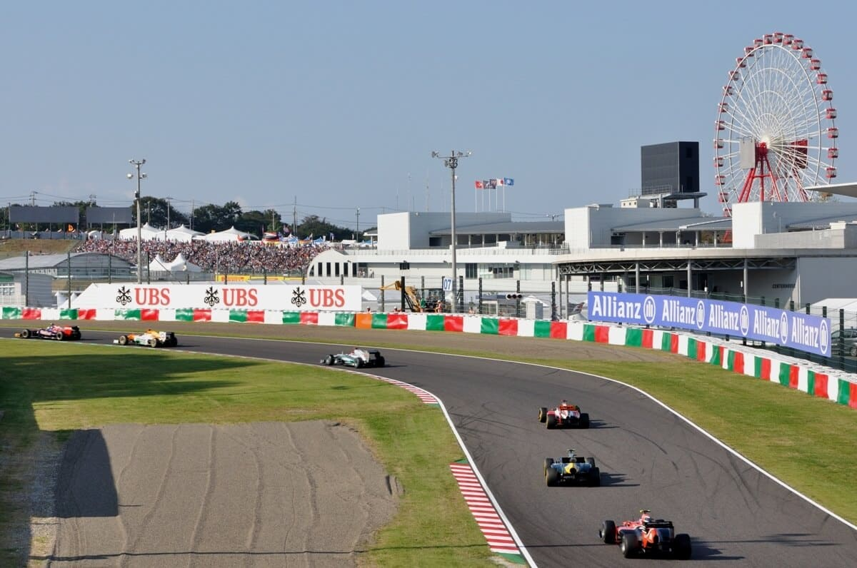 Гран-при Японии 2019