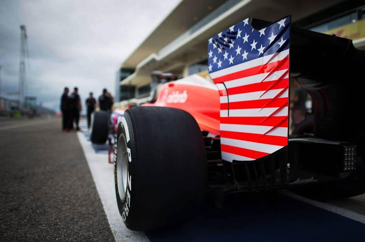 Гран-при США 2019 Формулы-1