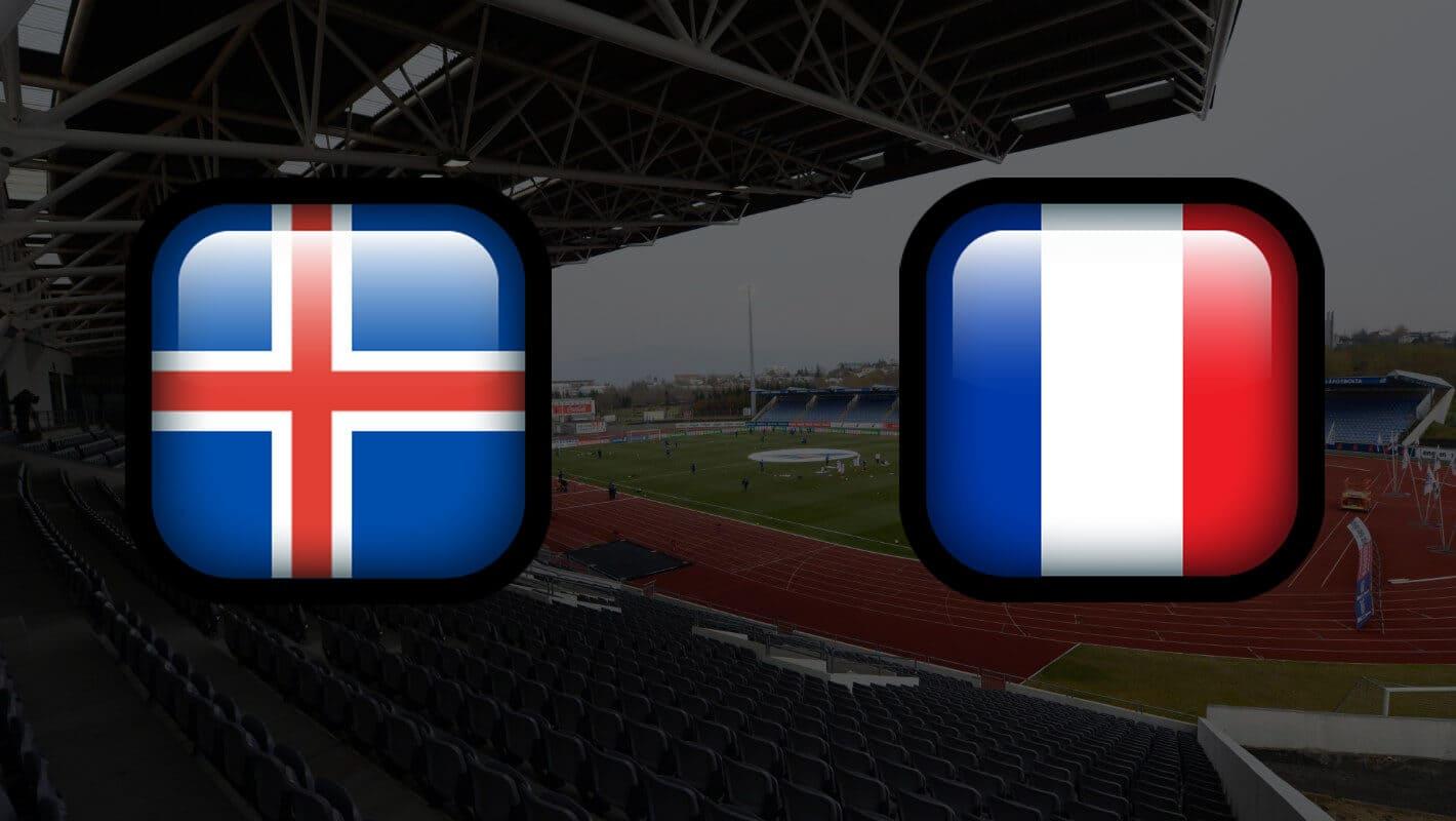 Исландия – Франция прогноз 11 октября