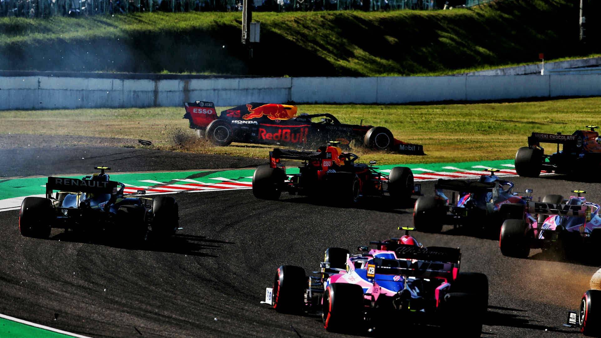 Гран-при Японии 2019 Формула 1