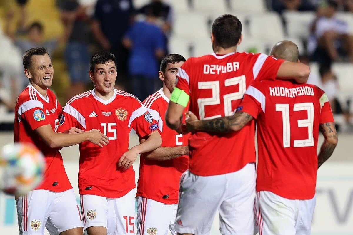Кипр – Россия 13 октября обзор