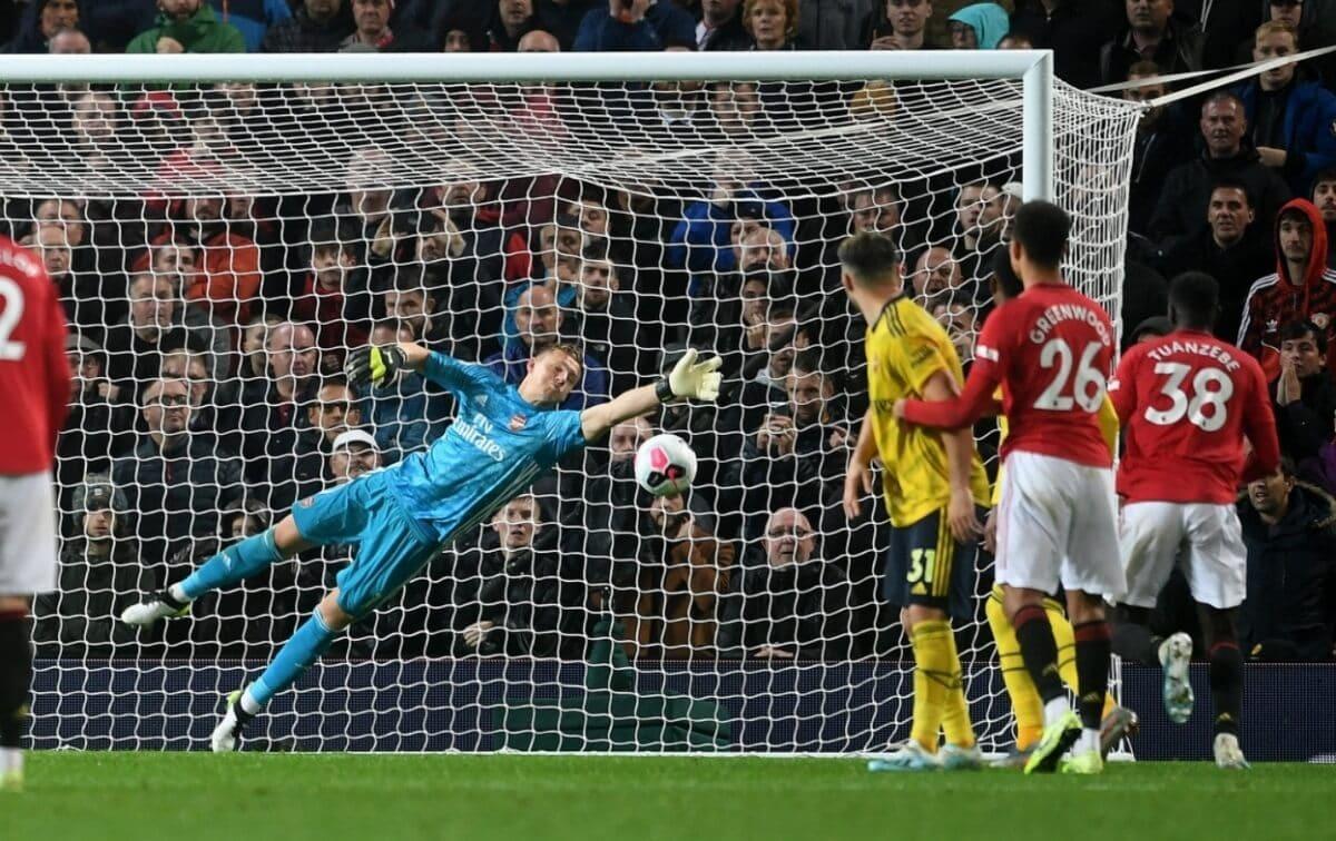 Манчестер Юнайтед – Арсенал 30 сентября обзор