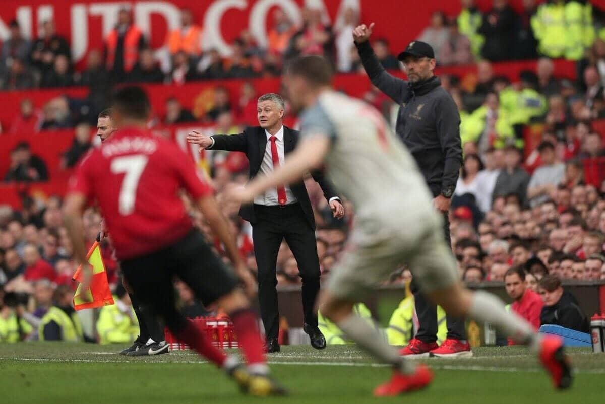 Манчестер Юнайтед – Ливерпуль прогноз 20 октября