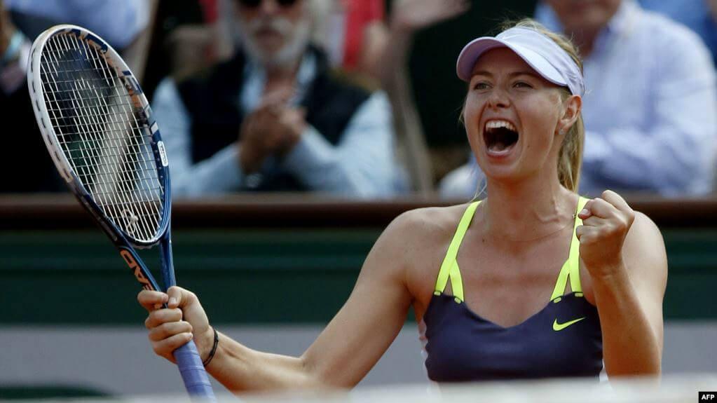 Спортсмены занимающиеся благотворительностью - Мария Шарапова