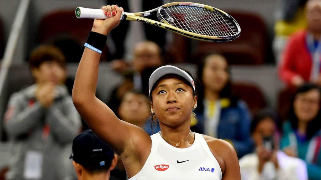 Наоми Осака победила на China Open 2019