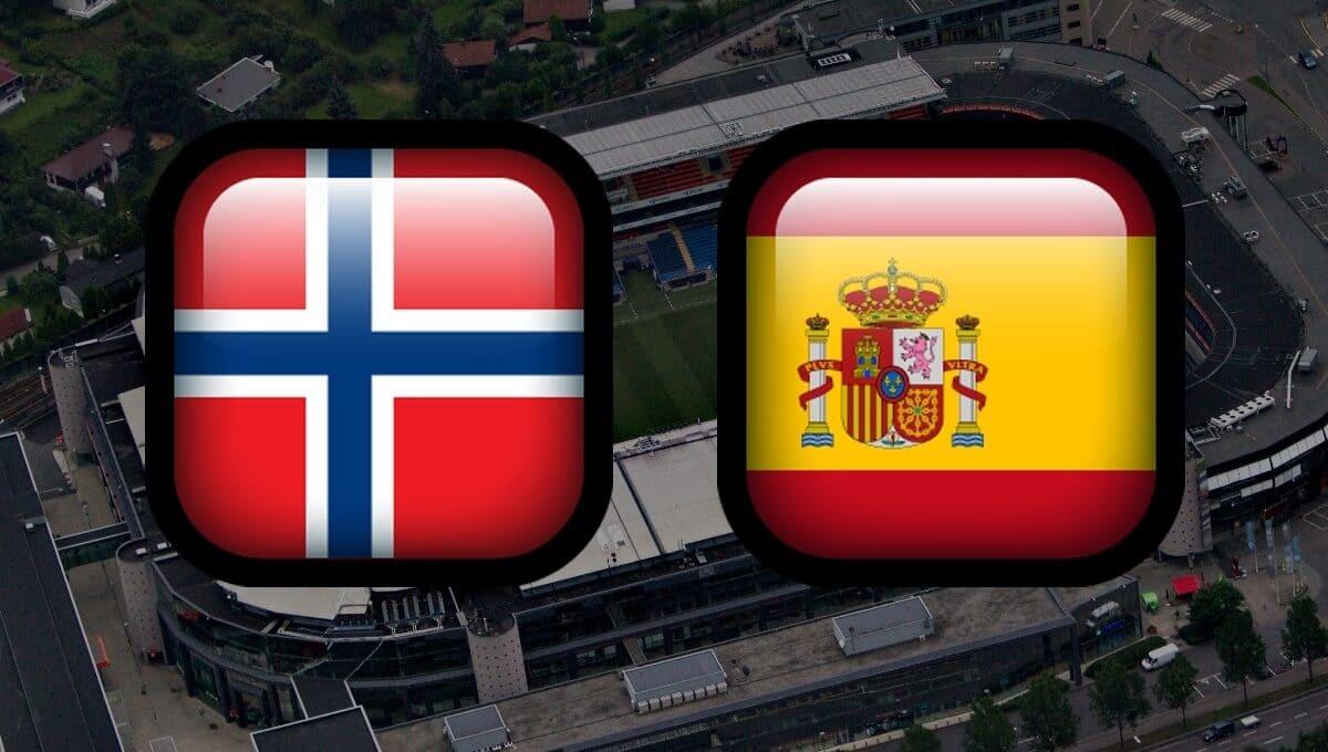 Норвегия – Испания прогноз 12 октября