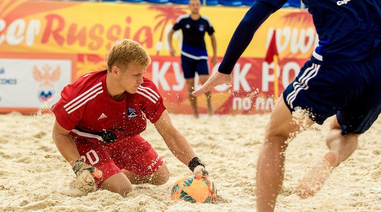 Межконтинентальный кубок 2019: пляжный футбол