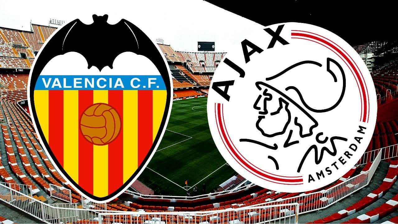 Валенсия – Аякс: прогноз матча 2 октября