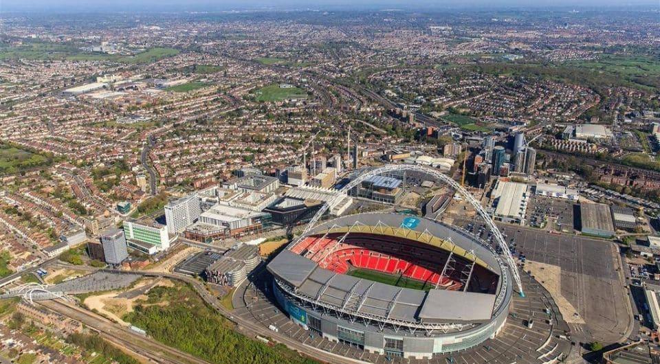 Национальный стадион Уэмбли