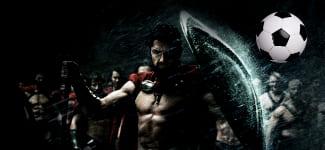 Как фильм «300 спартанцев» мотивирует футболистов
