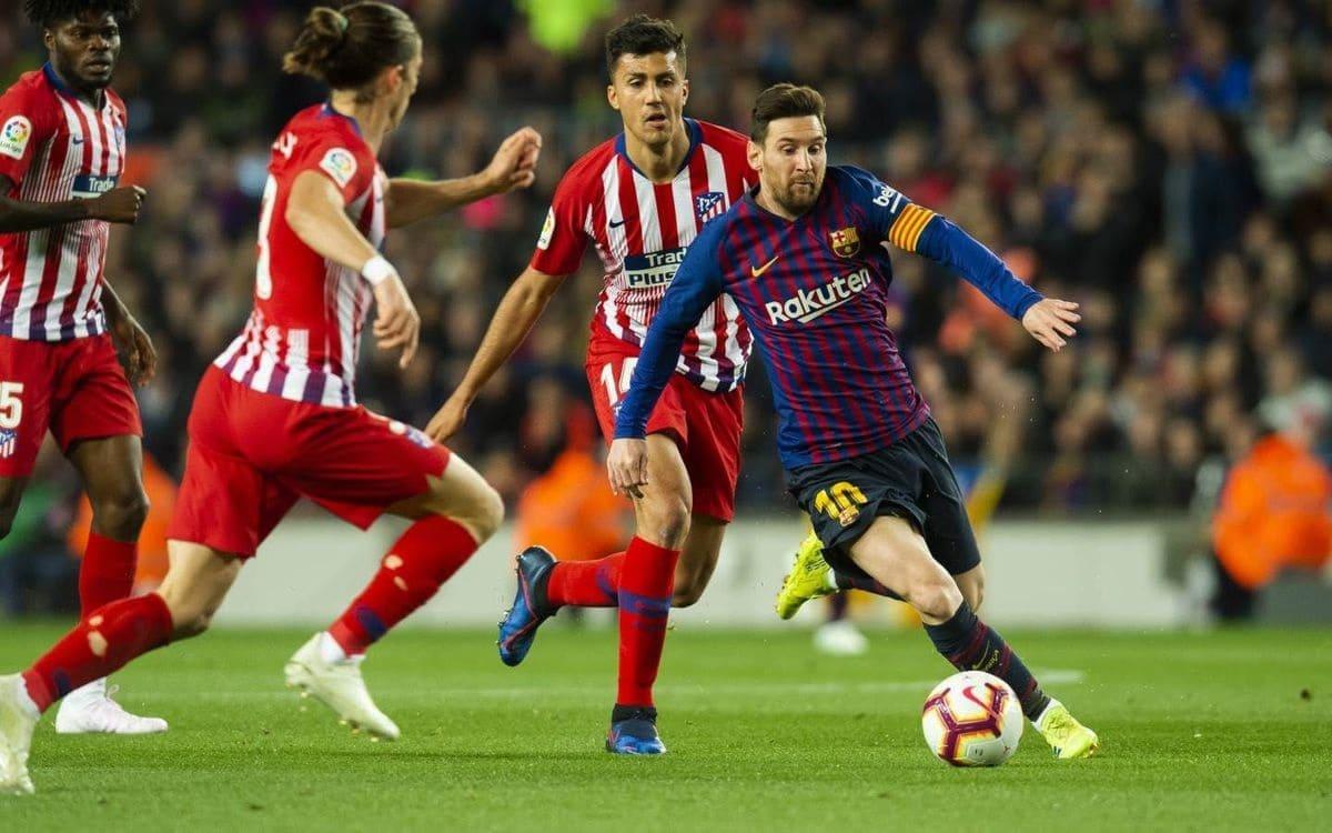 Атлетико – Барселона прогноз 1 декабря 2019