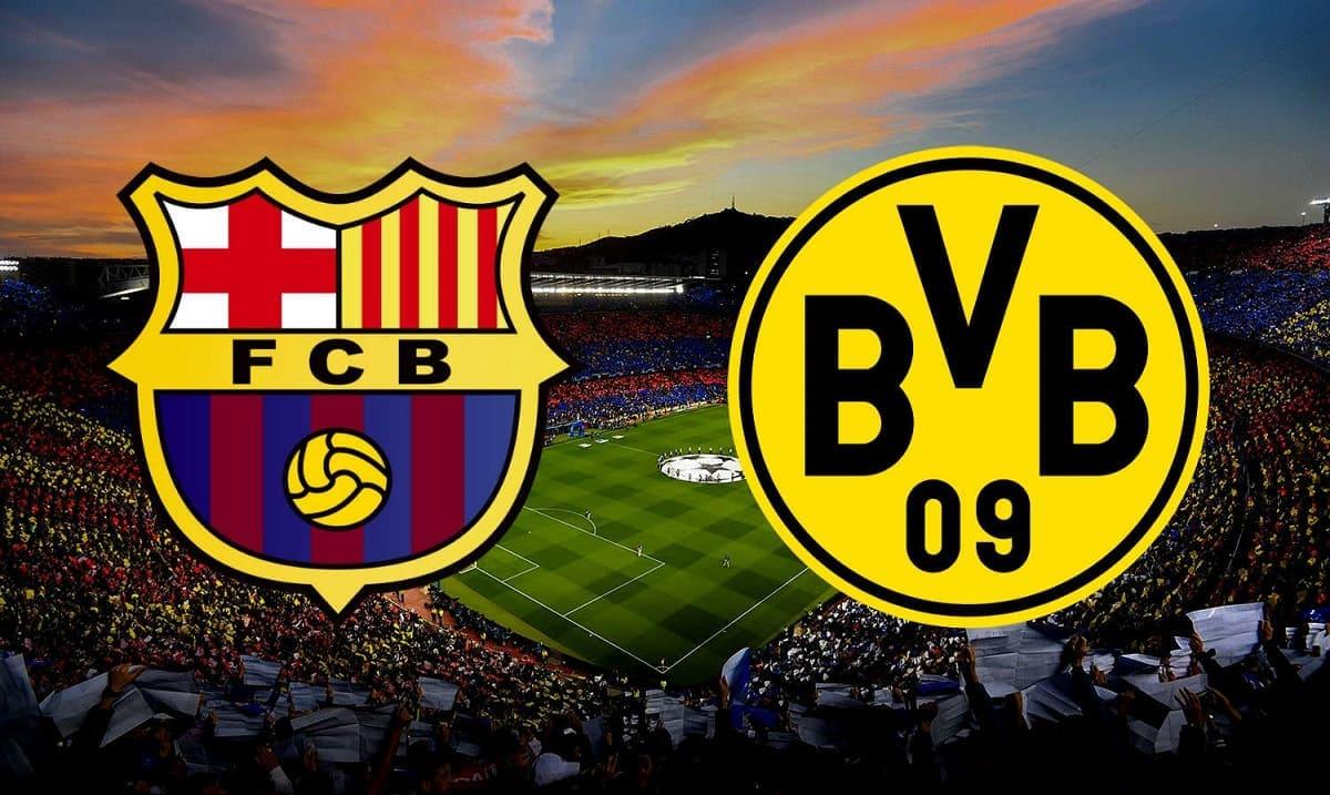 Барселона – Боруссия прогноз 27 ноября 2019