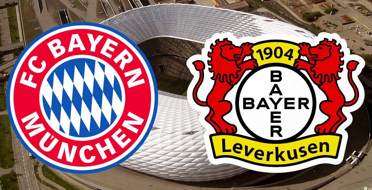 Прогноз Бавария – Байер 30.11.2019
