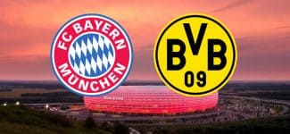 Прогноз на матч Бавария - Боруссия Дортмунд 9.11.2019