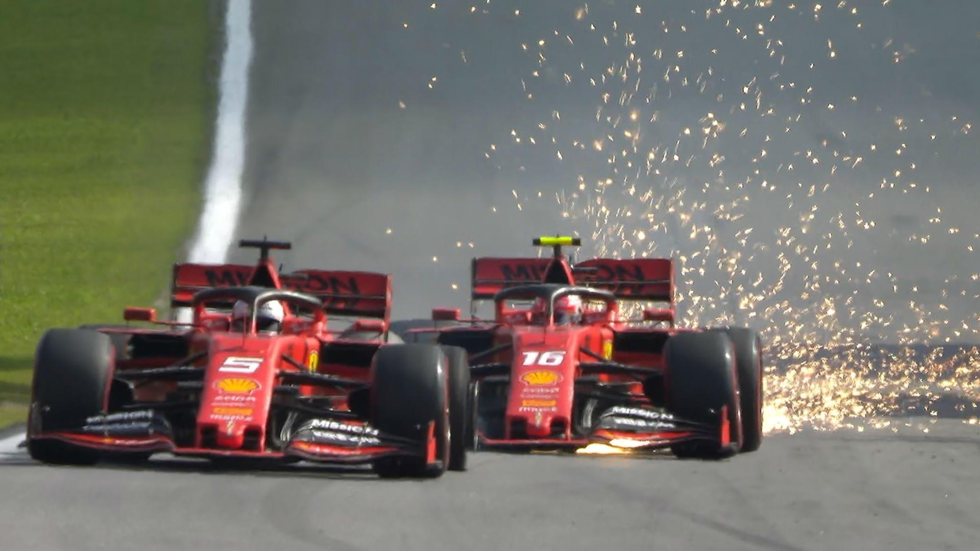 Обзор Формула 1 Гран-при Бразилии 2019