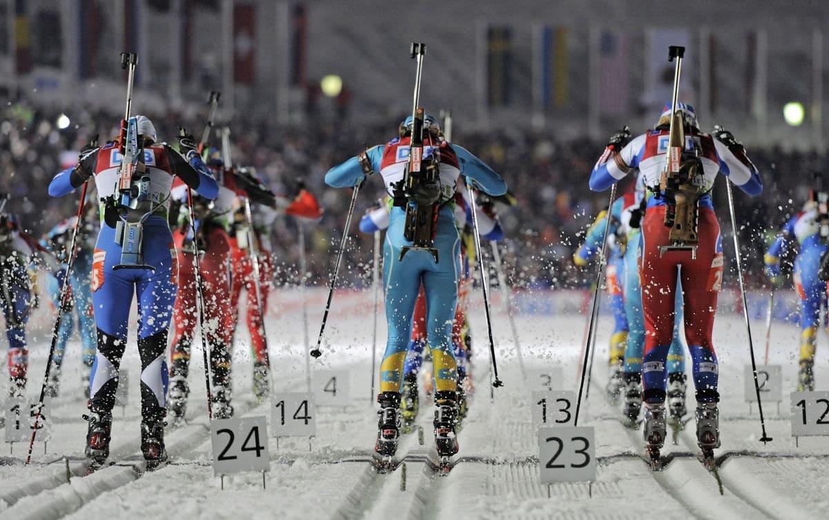 Кубок мира по биатлону 2019-2020 первый этап
