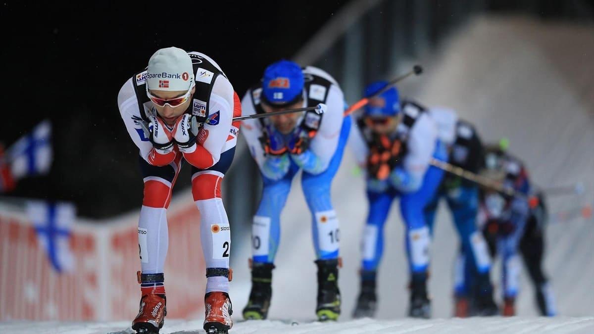 Кубок мира по лыжным гонкам 2019 2020 1 этап